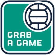 Grab a Game_Square Sport Icons_Volleyball